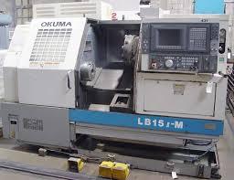 okuma lb15m